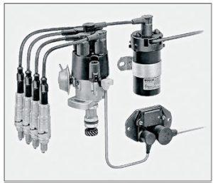 Фото система зажигания схема
