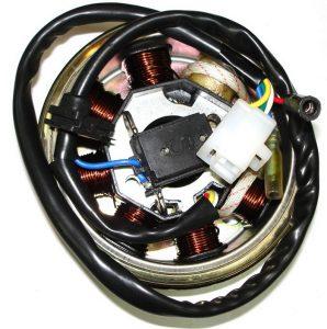Как проводится проверка и ремонт системы зажигания скутера