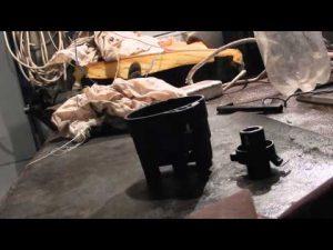 Чистка крышки трамблера Деу Матиз