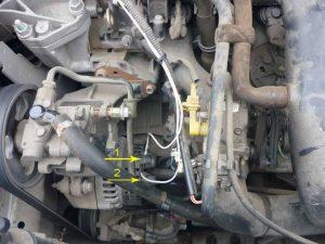 Подключение дхо через генератор