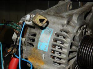 Диагностика автомобильного генератора