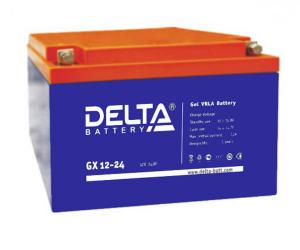Гелевая батарея Дельта