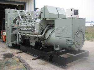 Широкое применение генераторов