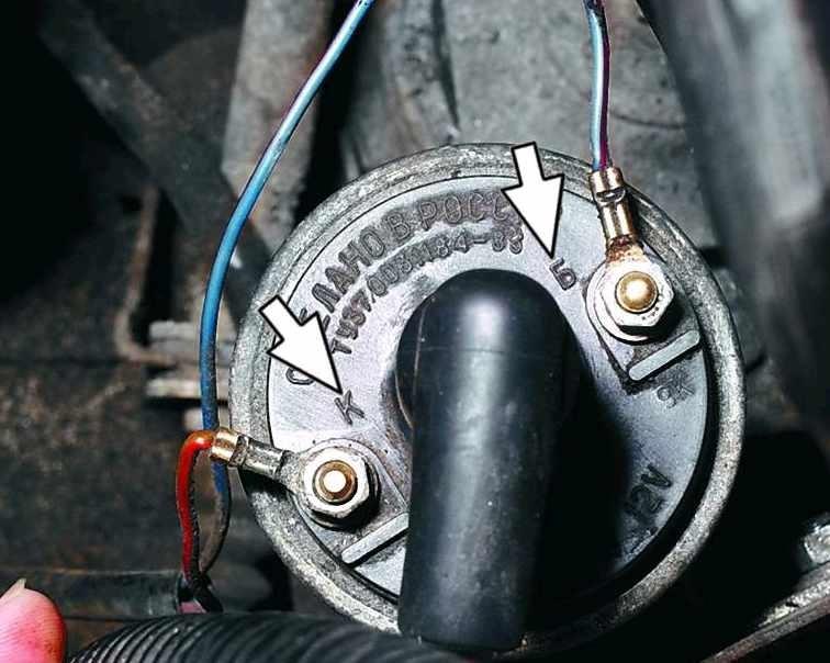 Как подсоединить провода катушке зажигания