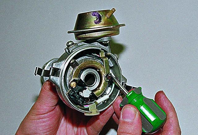 Как проверить вакуумный регулятор опережения зажигания