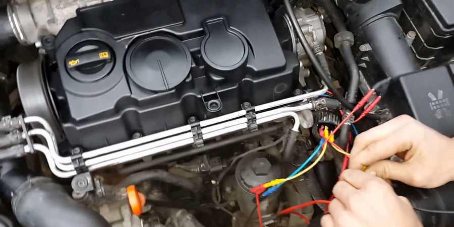 Как промыть форсунки на инжекторе не снимая