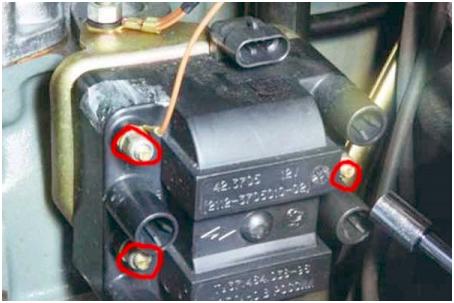 Модуль зажигания инжектора