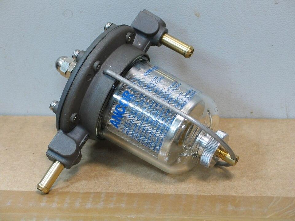 ФТО или фильтр тонкой очистки топлива