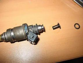 Как разобрать форсунку инжектора самому