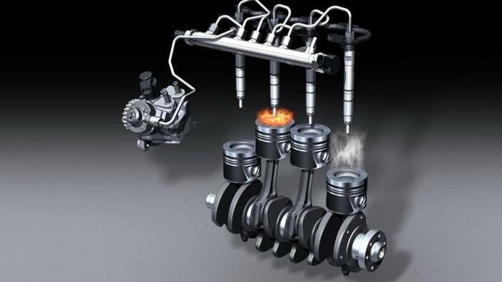 Как работает дизельный мотор