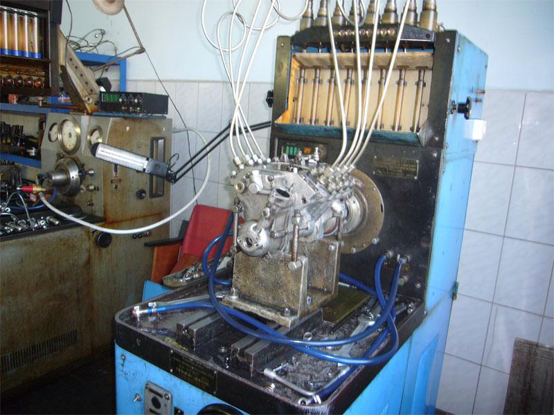 Настройка топливного насоса высокого давления