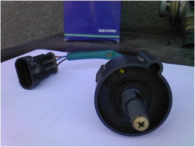 Датчик воды топливного фильтра