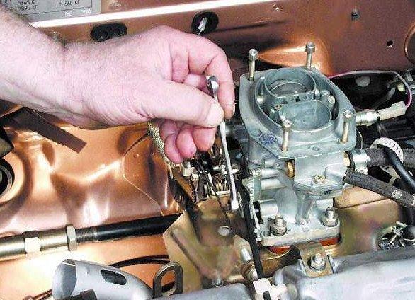 Карбюратор как отрегулировать и снизить расход топлива