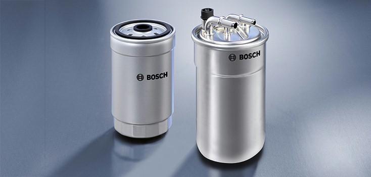Топливный фильтр Бош для дизеля