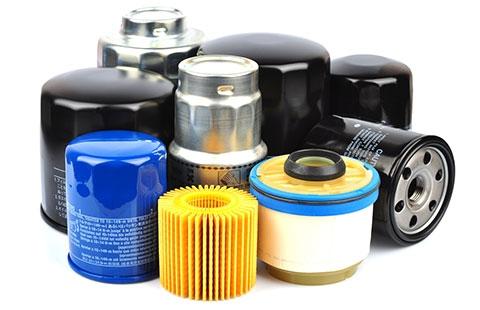 Различные модели дизельных фильтров