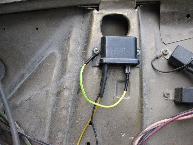 kak podklycit rele regulyator 4 - Схема подключения реле зарядки на ваз 2106