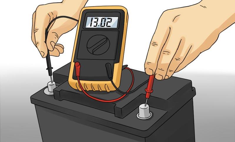 Грамотная проверка акуммулятора