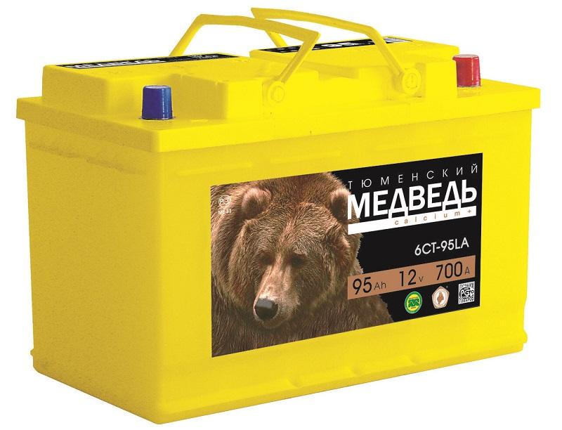 Аккумулятор Медведь