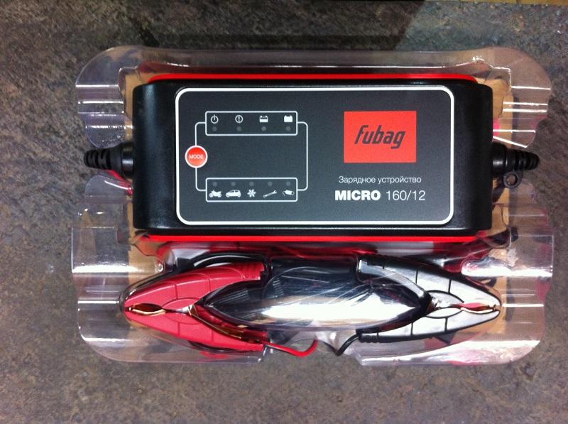 Fubag Micro 160/12