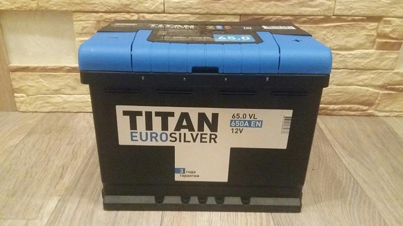 Титан Евро Сильвер