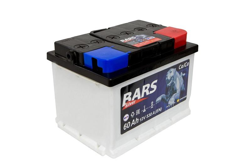 Аккумулятор Барс