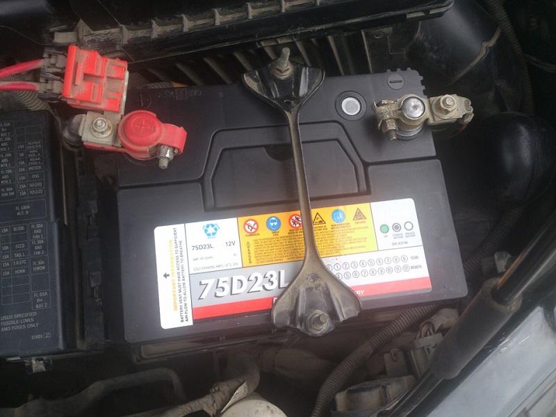Стандартная батарея Ниссан Альмера