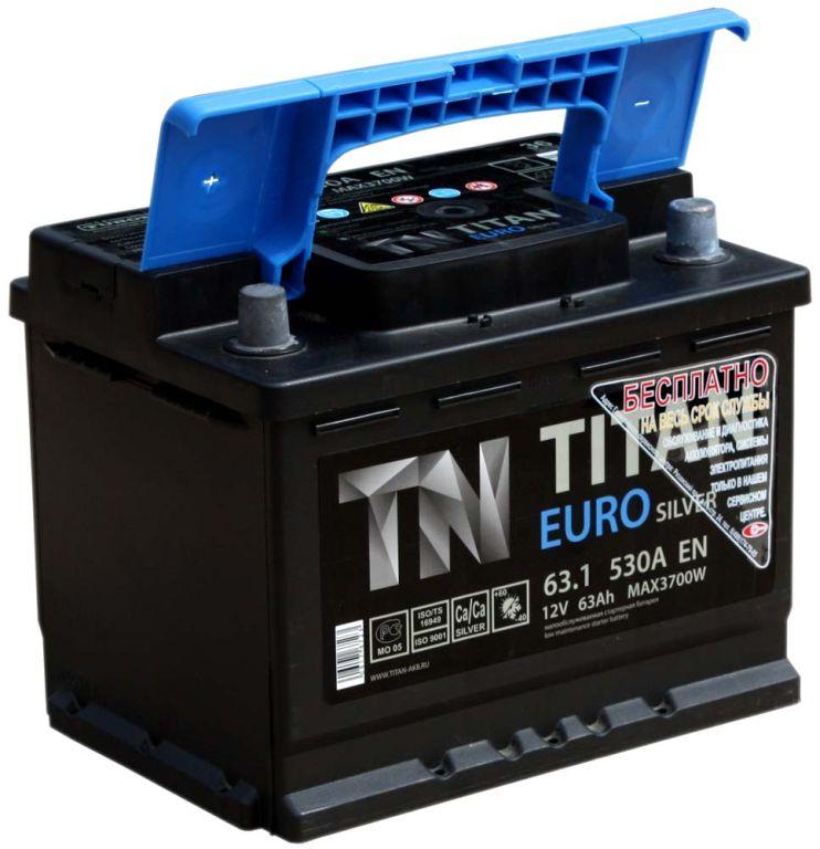 Аккумулятор Титан для С4
