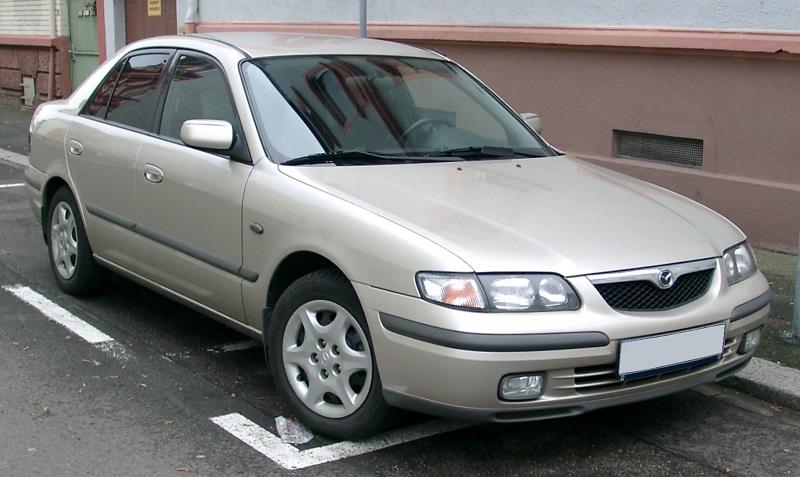 Мазда 6 автомобиль